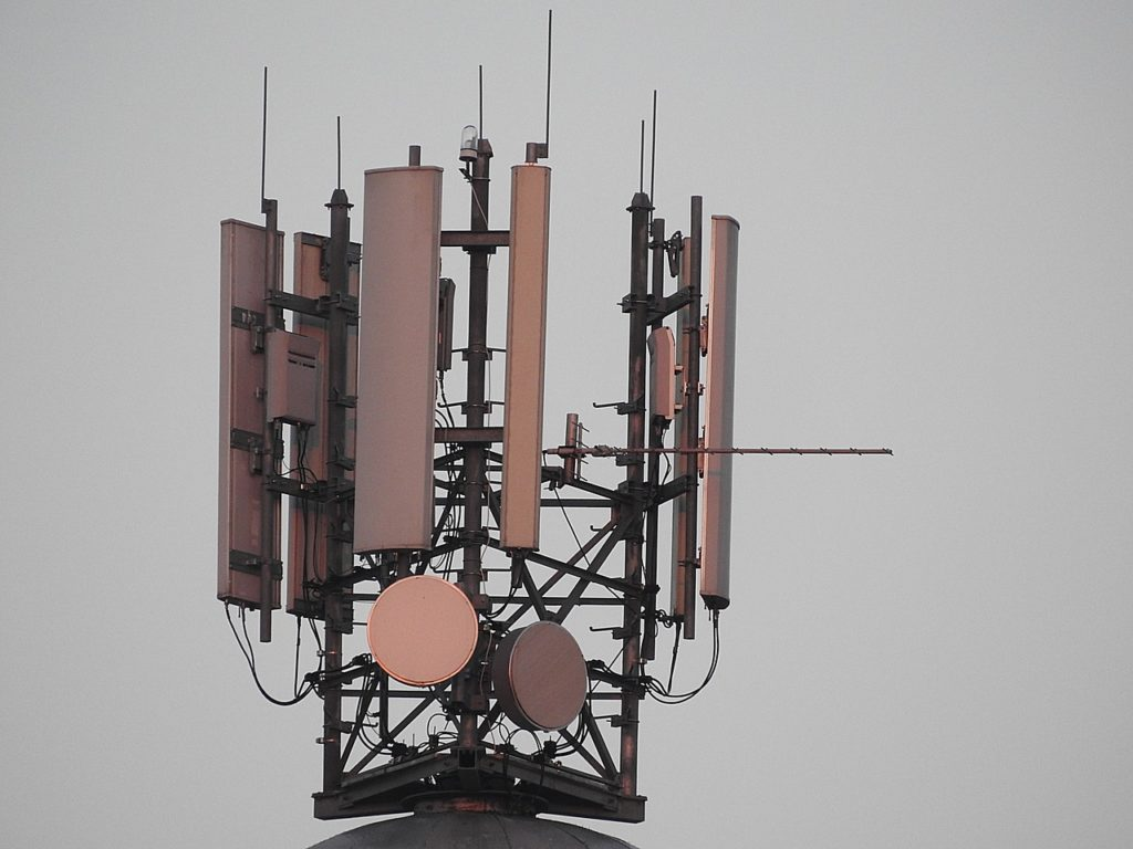 Telecomms Masts – Latest by Tom Bowes