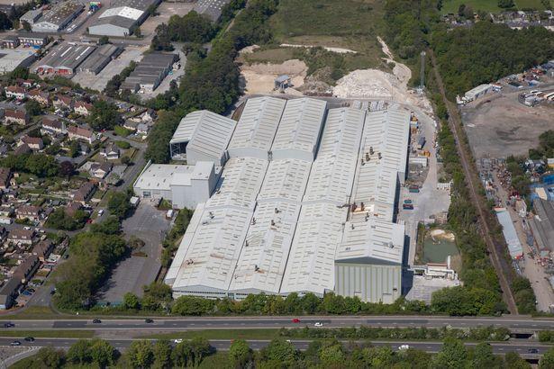 Devon's British Ceramic Tile Factory has been purchased